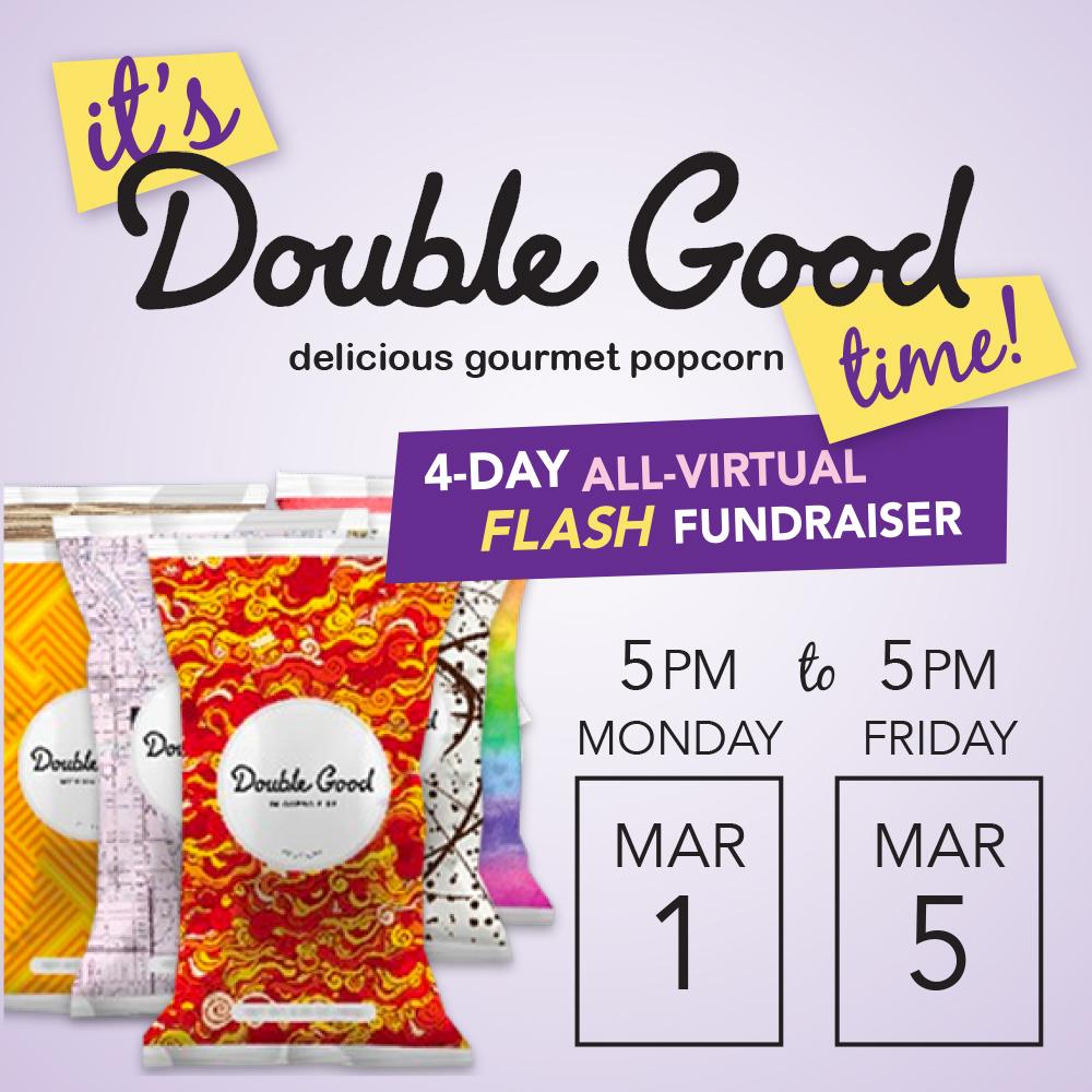 Double Good Fundraiser