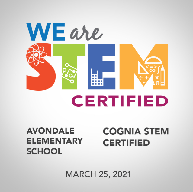 we are STEM certified